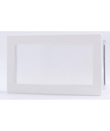 Kratka Biała 17x49 cm