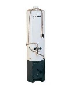 Terma łazienkowa LK 100 na drewno pojemność 100 litrów