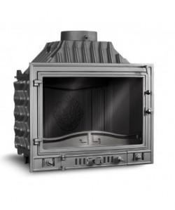 Wkład kominkowy Retro-W4 14,5 kW - Kawmet
