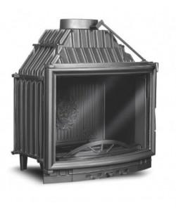 Wkład kominkowy Panorama-W10 16,2 kW - Kawmet