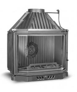 Wkład kominkowy Pryzmat-W5 14,4 kW - Kawmet