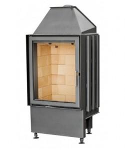 Wkład kominkowy KOBOK Vertical 550/780