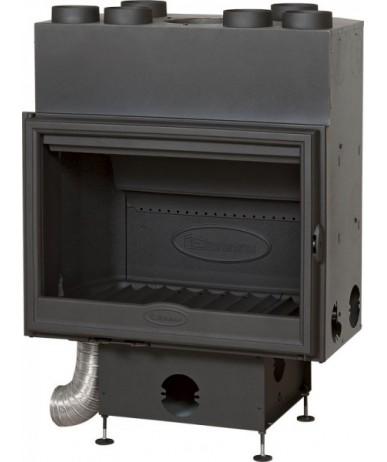 Wkład kominkowy Dovre 2180 CBCC z dystrybutorami powietrza