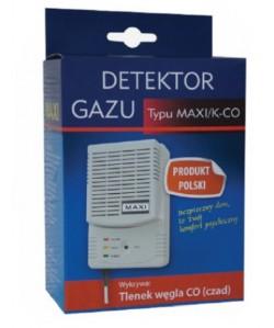 Detektor MAXI/K-CO tlenek węgla