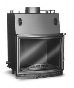 Wkład kominkowy Panorama-W10 CO 19,9 kW - Kawmet