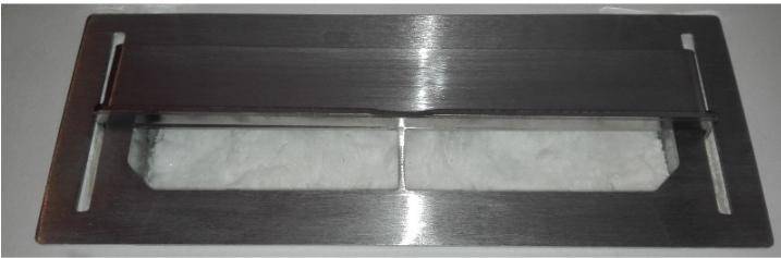palnik z wkładką glikokrzemianową